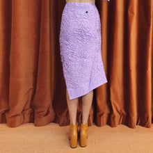 Load image into Gallery viewer, Aalto - Long Structured Pencil Skirt with Slit, available at LCD