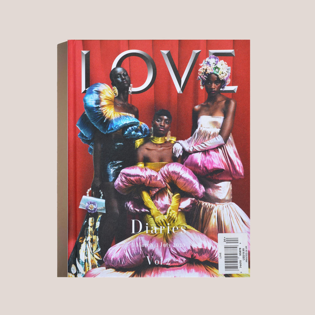 Love Magazine - Diaries Vol. 2, available at LCD.