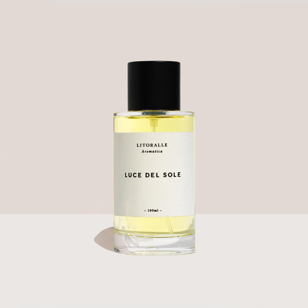 Litoralle Aromatica - Luce del Sole Perfume, available at LCD