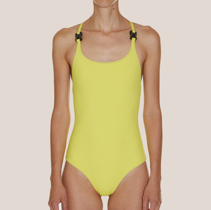Alyx - Lucy Swimsuit - Yellow, available at LCD.