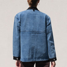 Load image into Gallery viewer, Stussy - Mallard Barn Jacket, back view, available at LCD.