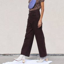 Load image into Gallery viewer, Nanushka - Marfa Denim Pants, side view, available at LCD.