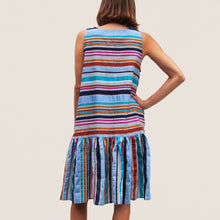 Load image into Gallery viewer, Master G Dress - Multi Stripe