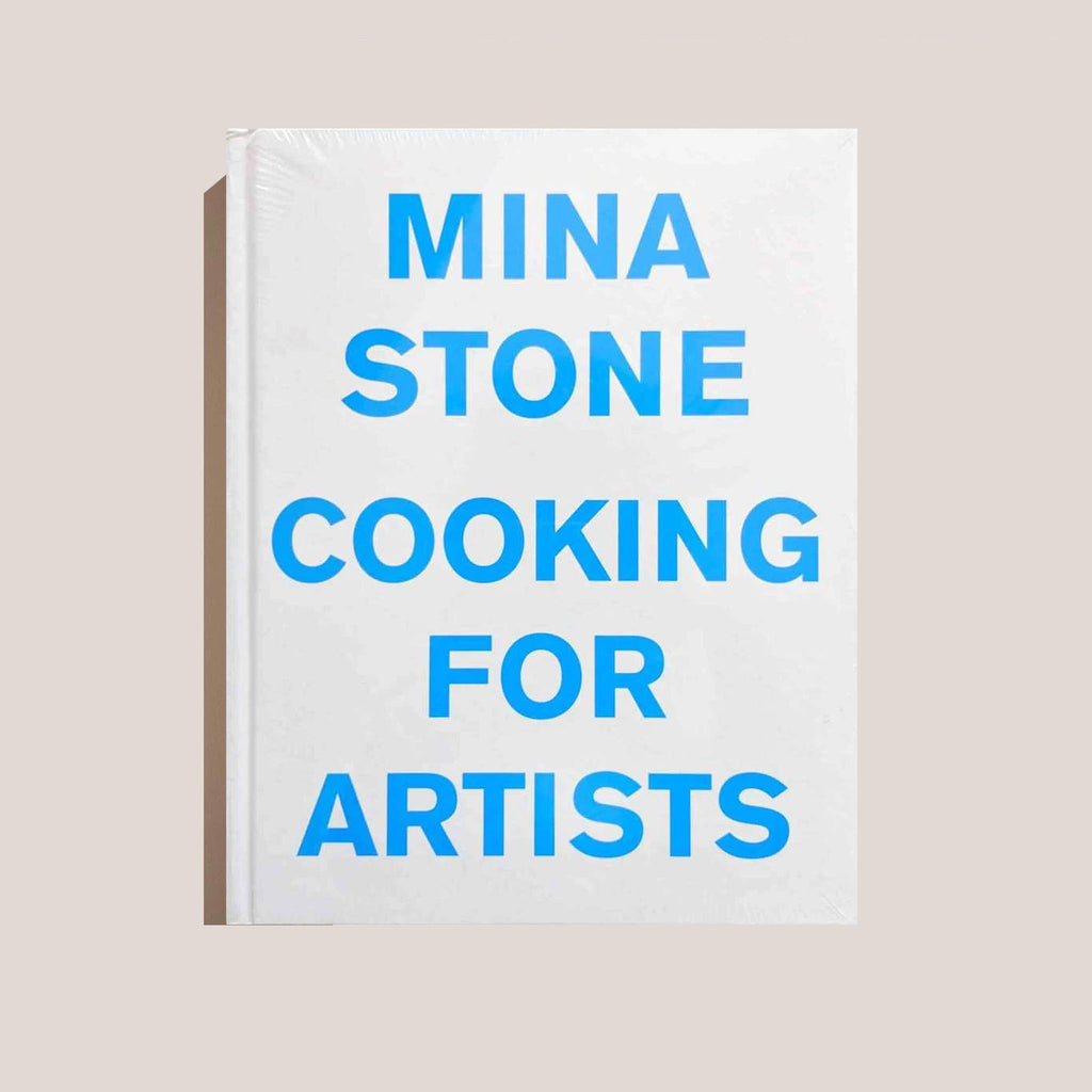 Mina Stone - Cooking For Artist, available at LCD.