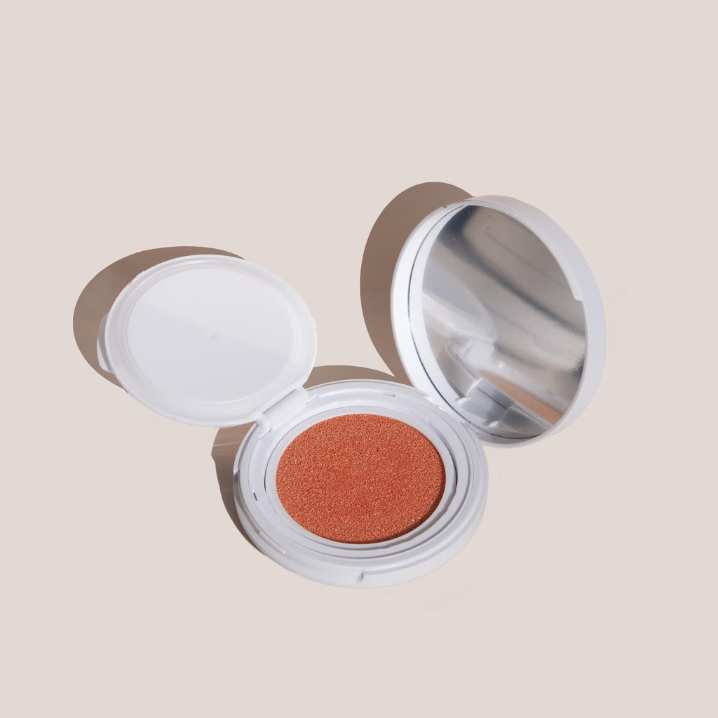 Cle Cosmetics - Essence Moonlighter Cushion, Apricot Tinge, available at LCD.