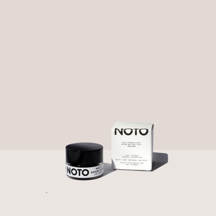 Noto Botanics - Multi Benne Stain in Ono Ono, available at LCD.