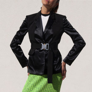 1017 Alyx 9SM - Multipocket Blazer, front view, available at LCD.