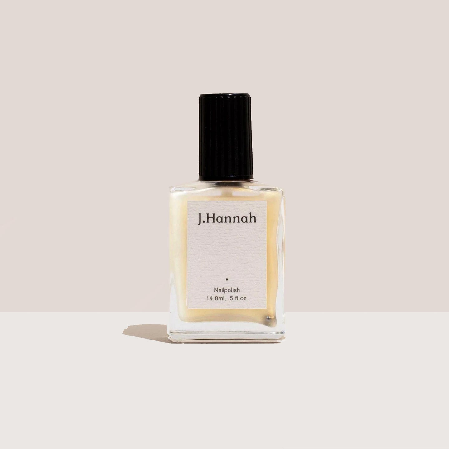 J. Hannah - Nail Polish - Akoya, available at LCD.