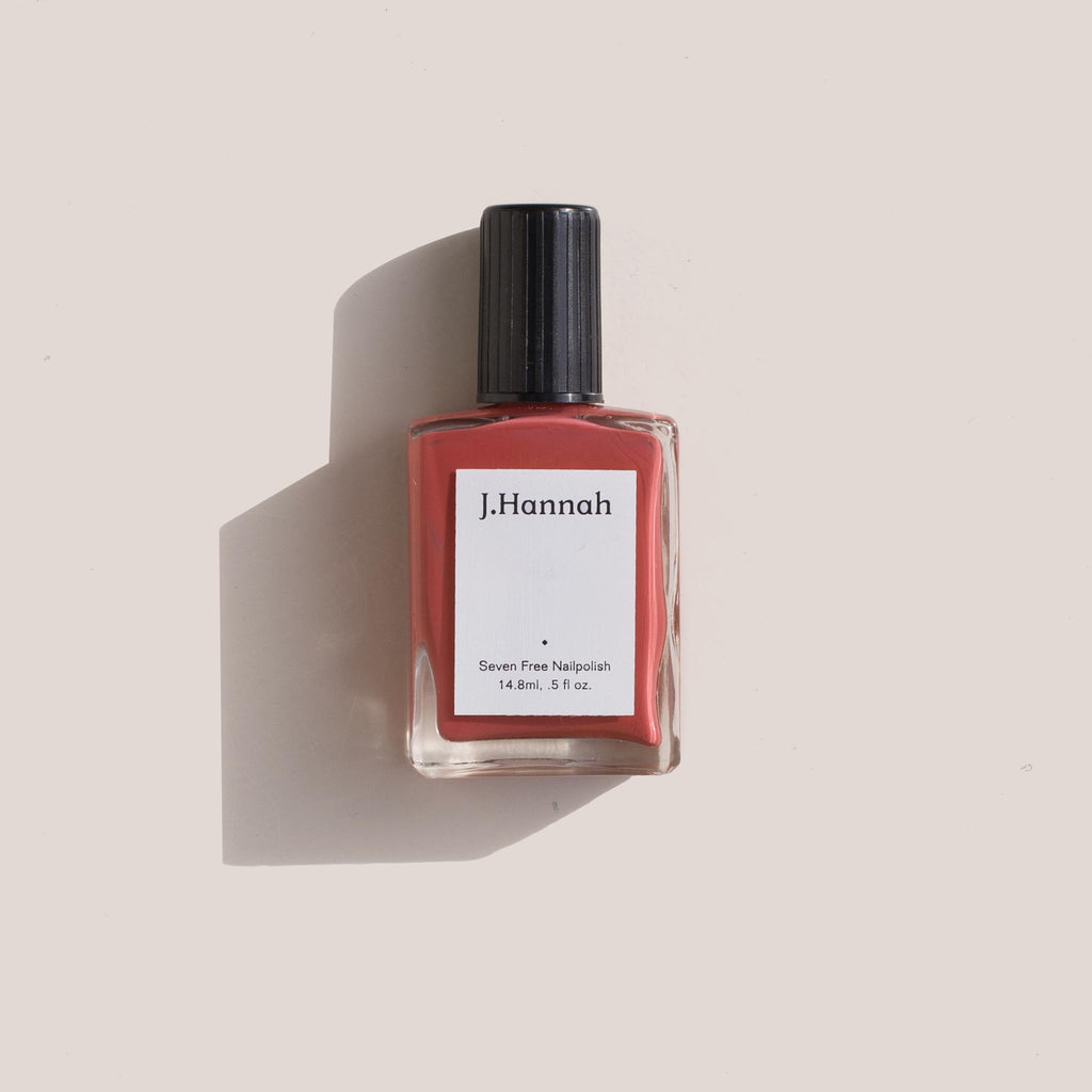 J. Hannah x LCD - Nail Polish - Watermelon, available at LCD.