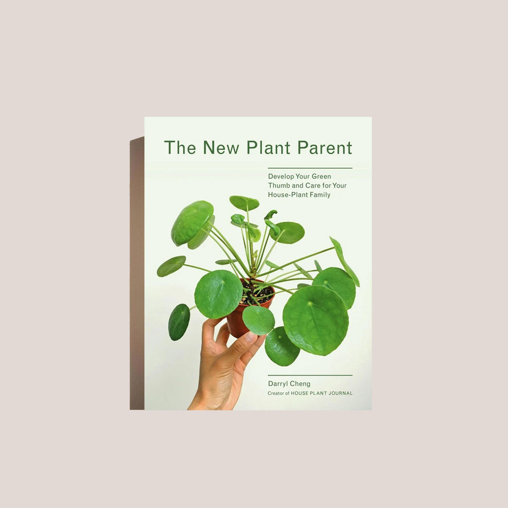 New Plant Parent by Darryl Cheng, available at LCD.