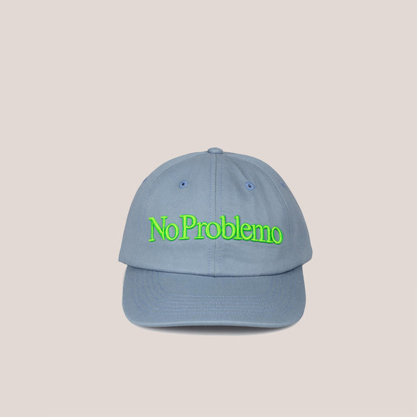Aries - No Problemo Cap, front view, available at LCD.