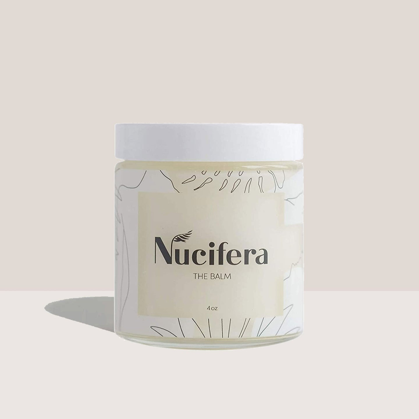 Nucifera - The Balm - 4oz, available at LCD.