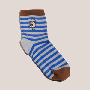 Slowdown Studio - OK Socks, available at LCD.