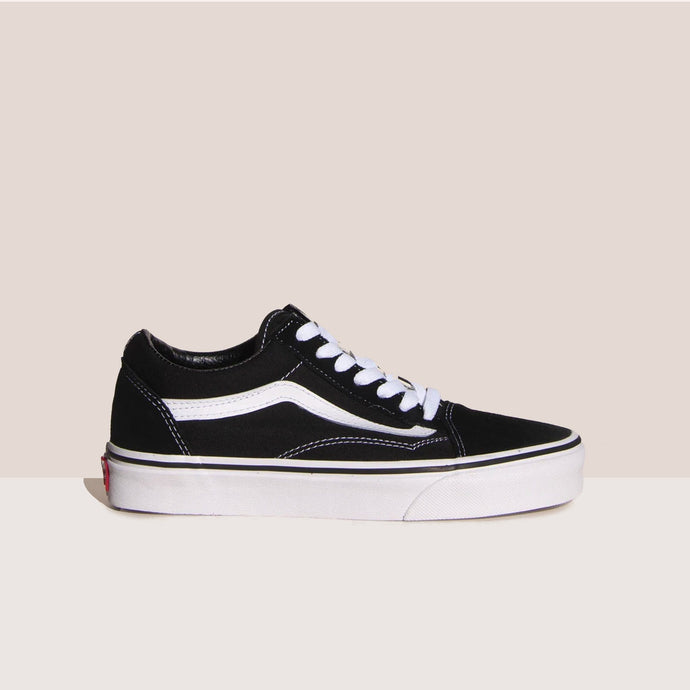 Vans - Old Skool - Black and White, available at LCD.