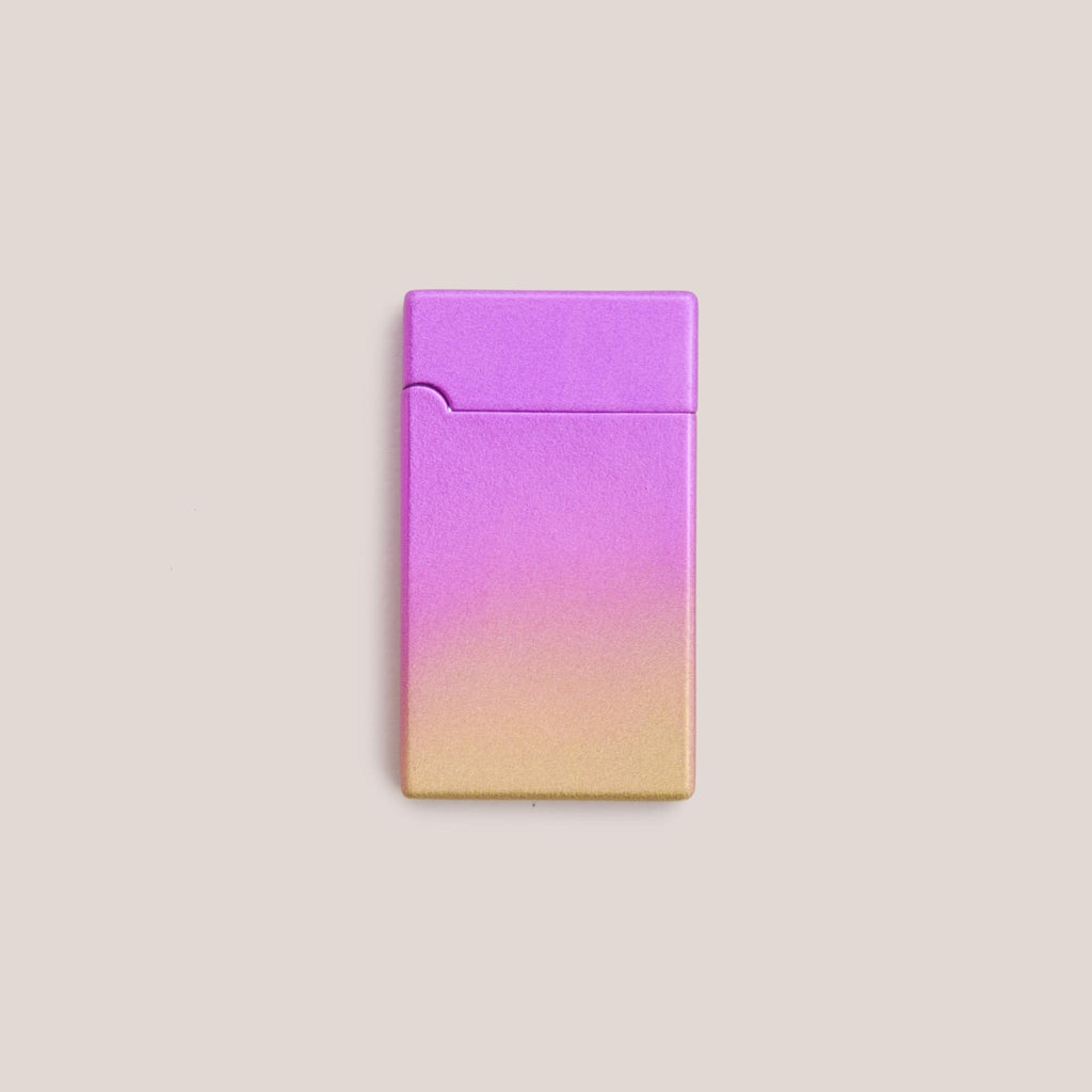 Tetra - Ombre Arc Lighter - Pink/Yellow, available at LCD.