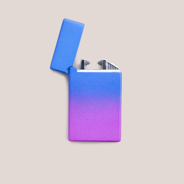 Tetra - Ombre Arc Lighter - Purple/Pink, available at LCD.