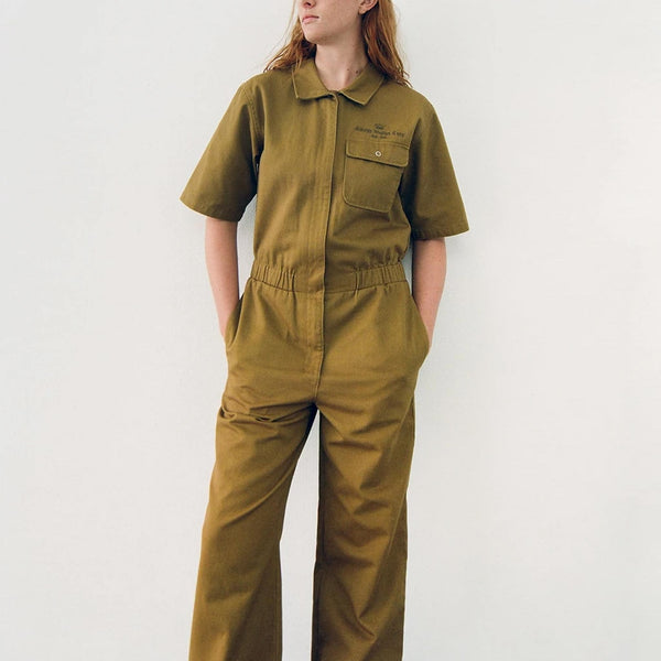 Stussy - One Piece Work Suit, available at LCD.