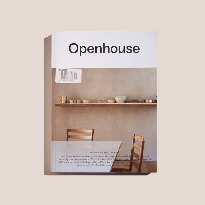 Openhouse Magazine - Issue No. 12, available at LCD.