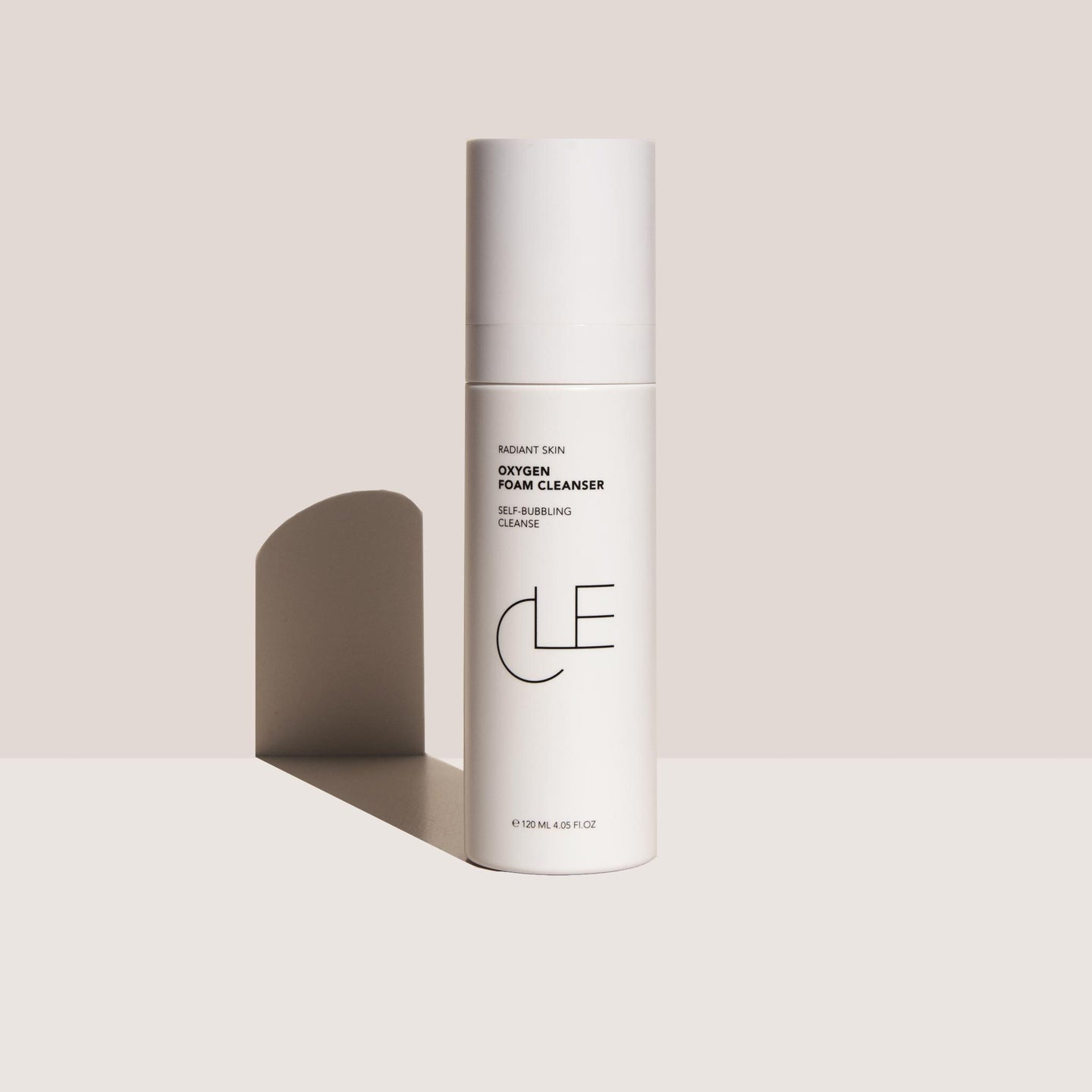 Cle Cosmetics - Oxygen Foam Cleanser, available at LCD.