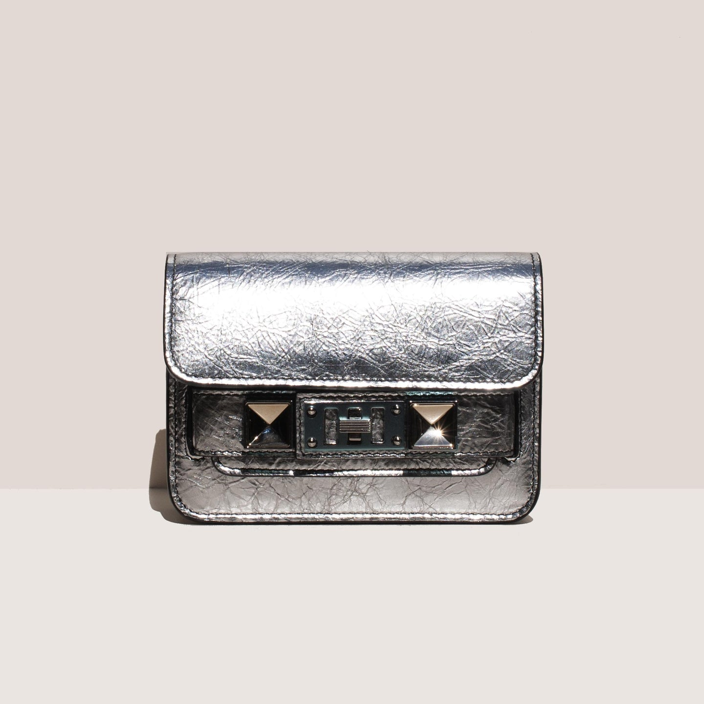 Proenza Schouler - PS11 Belt Bag, front view, available at LCD.