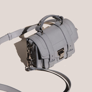 Proenza Schouler - PS1 Micro Bag, aerial view, available at LCD.