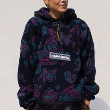 Load image into Gallery viewer, Aries - Paisley Fleece, front view, available at LCD.