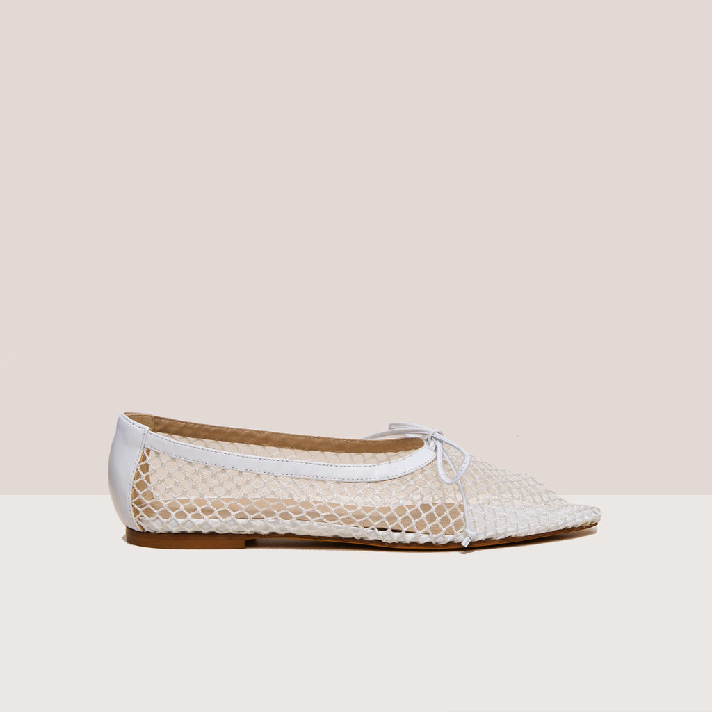 Maryam Nassir Zadeh - Patio Loafer, side view, available at LCD.