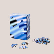Load image into Gallery viewer, Areaware - Dusen Dusen Small Pattern Puzzle - Lenticular, available at LCD.