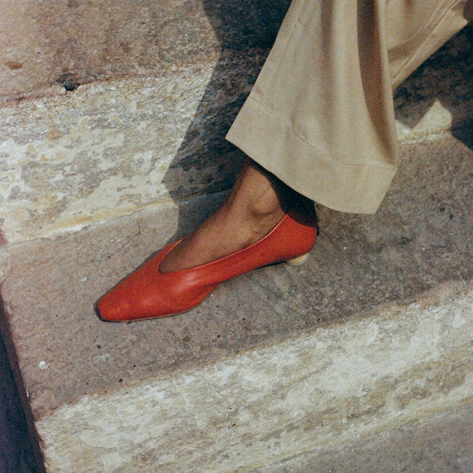 LoQ - Paz Flats - Paprika, available at LCD.