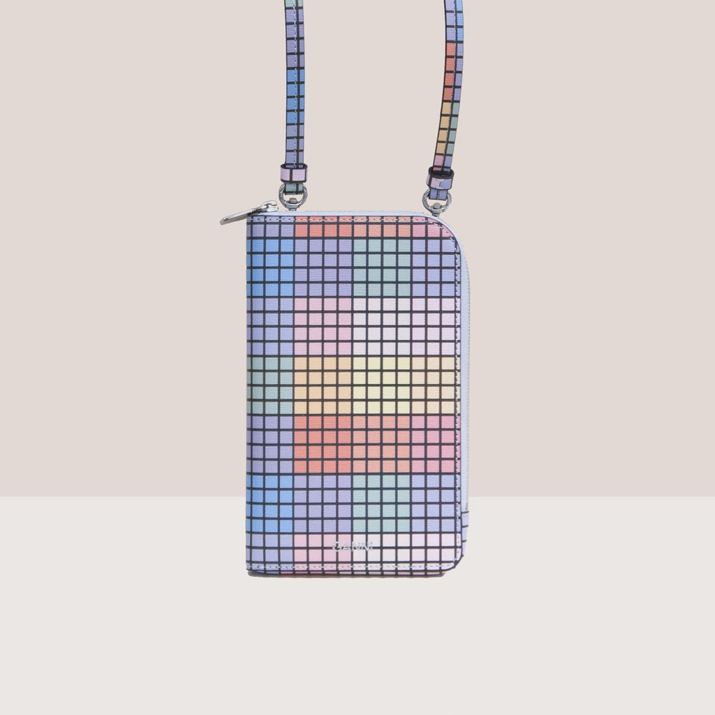 Ganni - Phone Bag - Multicolor, available at LCD.