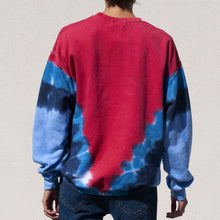 Load image into Gallery viewer, Collina Strada - Pierced Crewneck, back view, available at LCD.