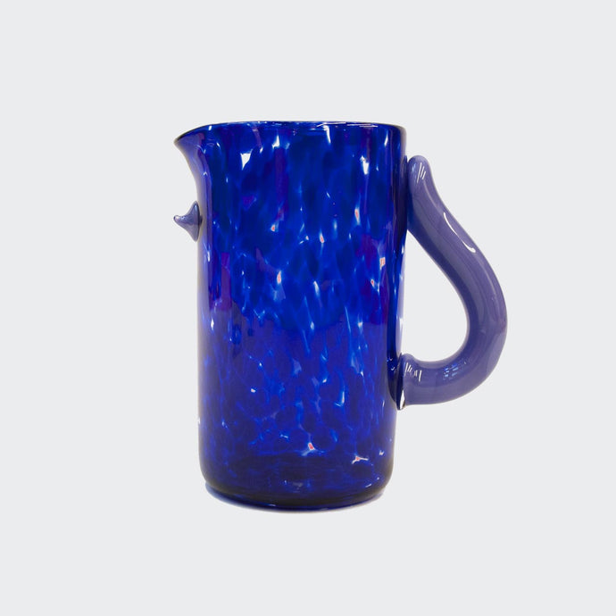 Asp & Hand - Tube Pitcher - Acid Blue, available at LCD