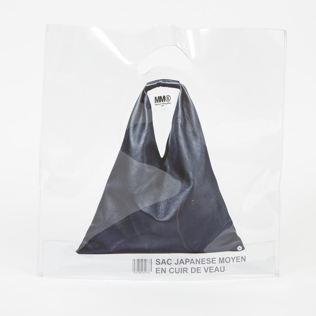 MM6 - Plastic Japanese Tote, front view, available at LCD.