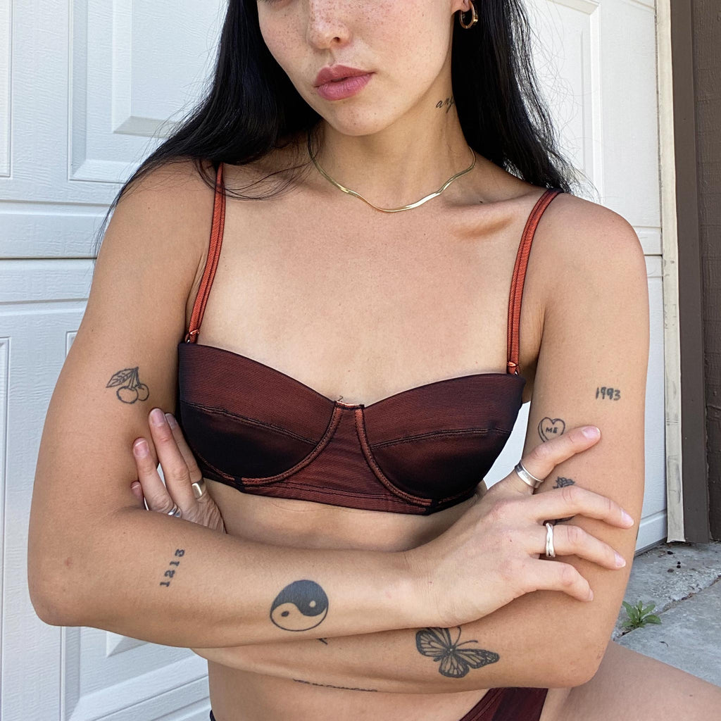 Prism - Positano Bandeau, available at LCD.