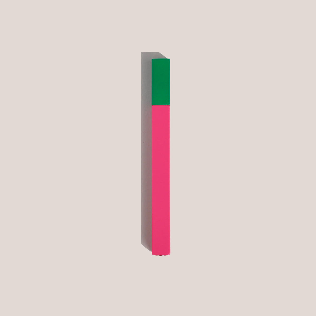 Tsubota Pearl - Queue Stick Lighter - Pink / Green, available at LCD.
