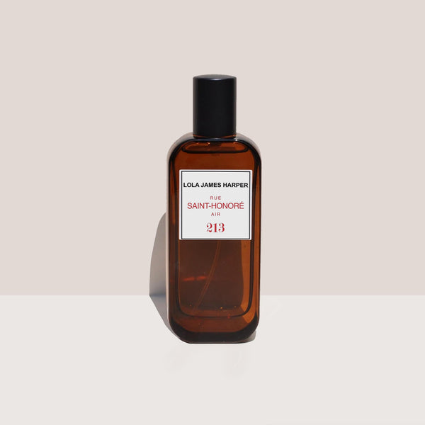 Lola James Harper - Rue Saint-Honoré Room Spray.