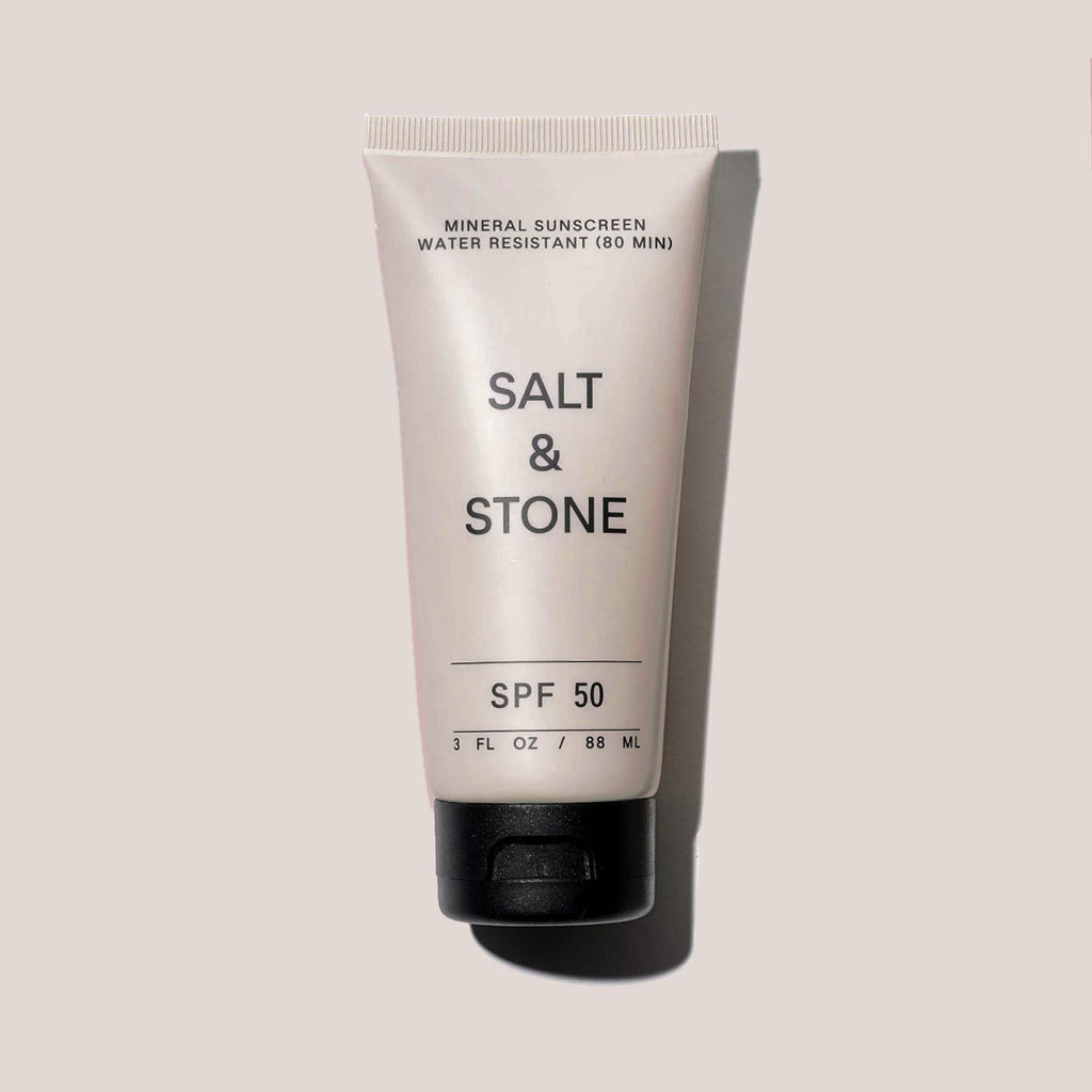 Salt & Stone Mineral Sunscreen SPF 50