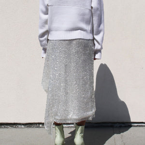 Walk of Shame - Sequins Skirt, back view, available at LCD.