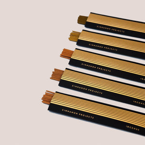 Cinnamon Projects - Series 01 Incense, available at LCD