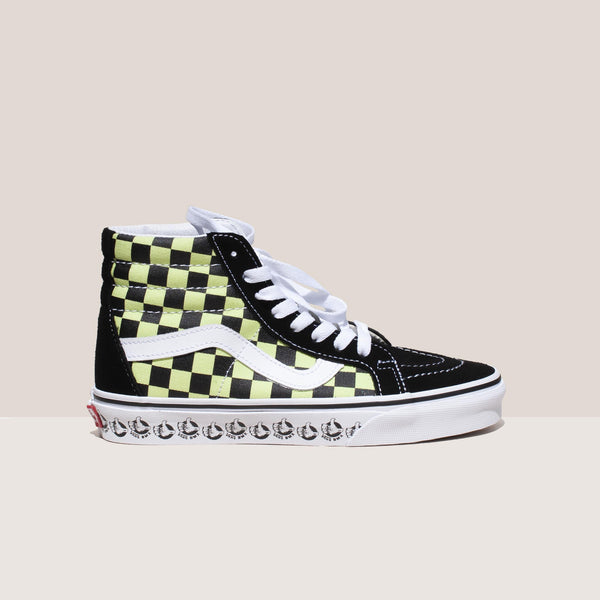 Vans - Sk8-Hi - BMX, side view, available at LCD.