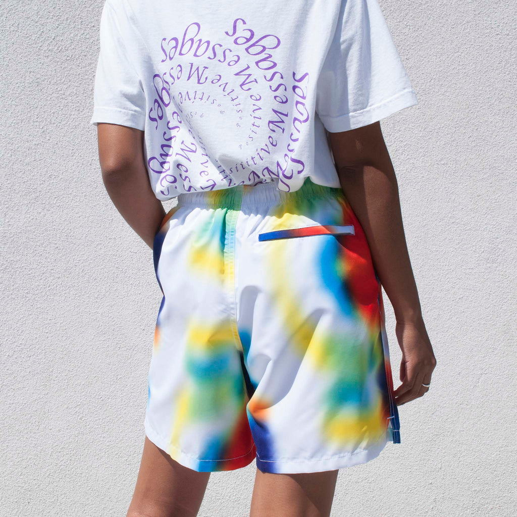 Stussy - Soul Water Shorts, available at LCD.