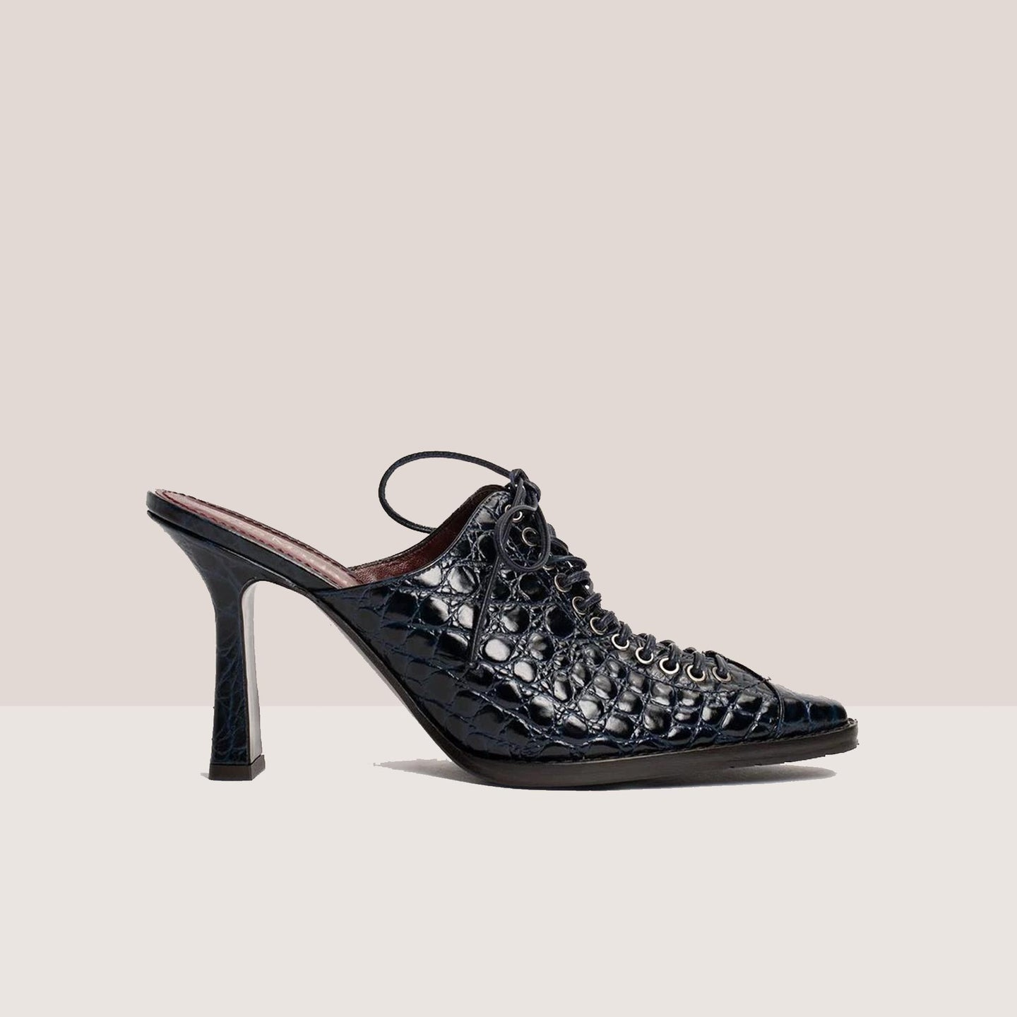 Sies Marjan - Stella Mule, side view, available at LCD.