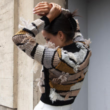 Load image into Gallery viewer, Rachel Comey - Sustain Pullover, rear view, available at LCD.