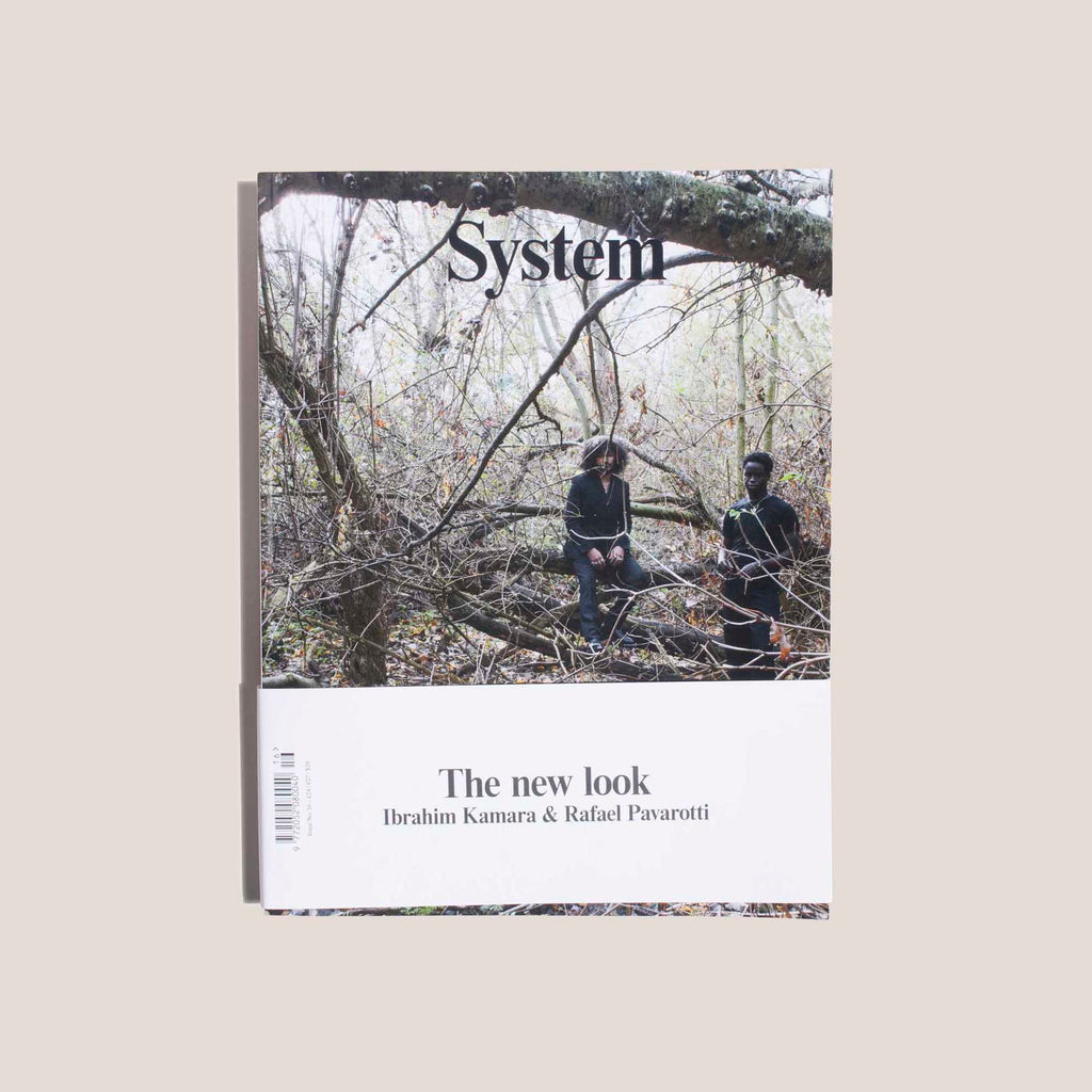 System Magazine - Issue No. 16, available at LCD.