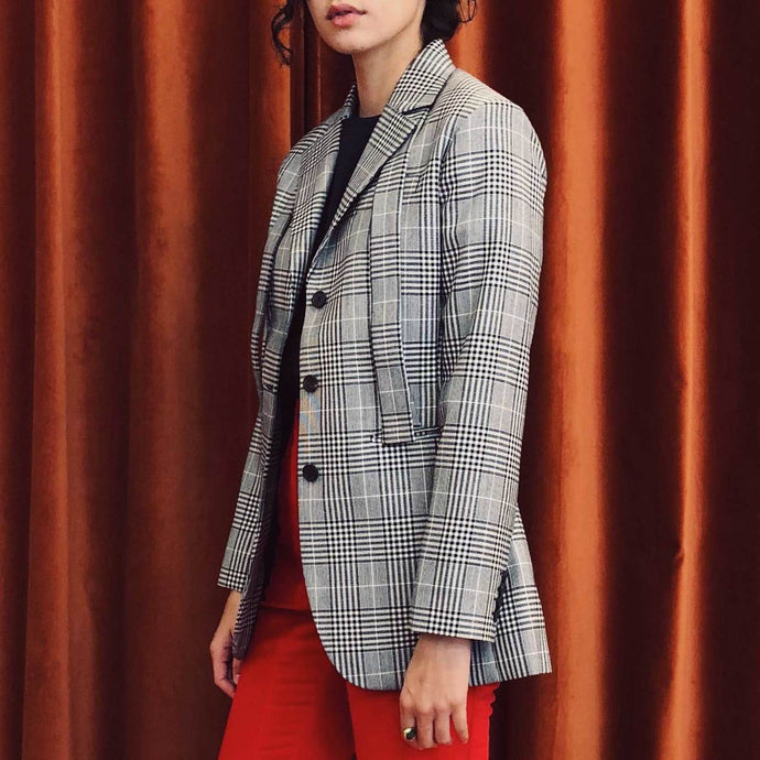 AALTO - Tailored Jacket with Back Detail, available at LCD