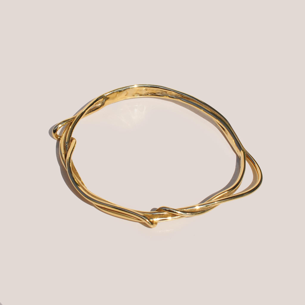 Faris - Tangle Bangle, available at LCD.
