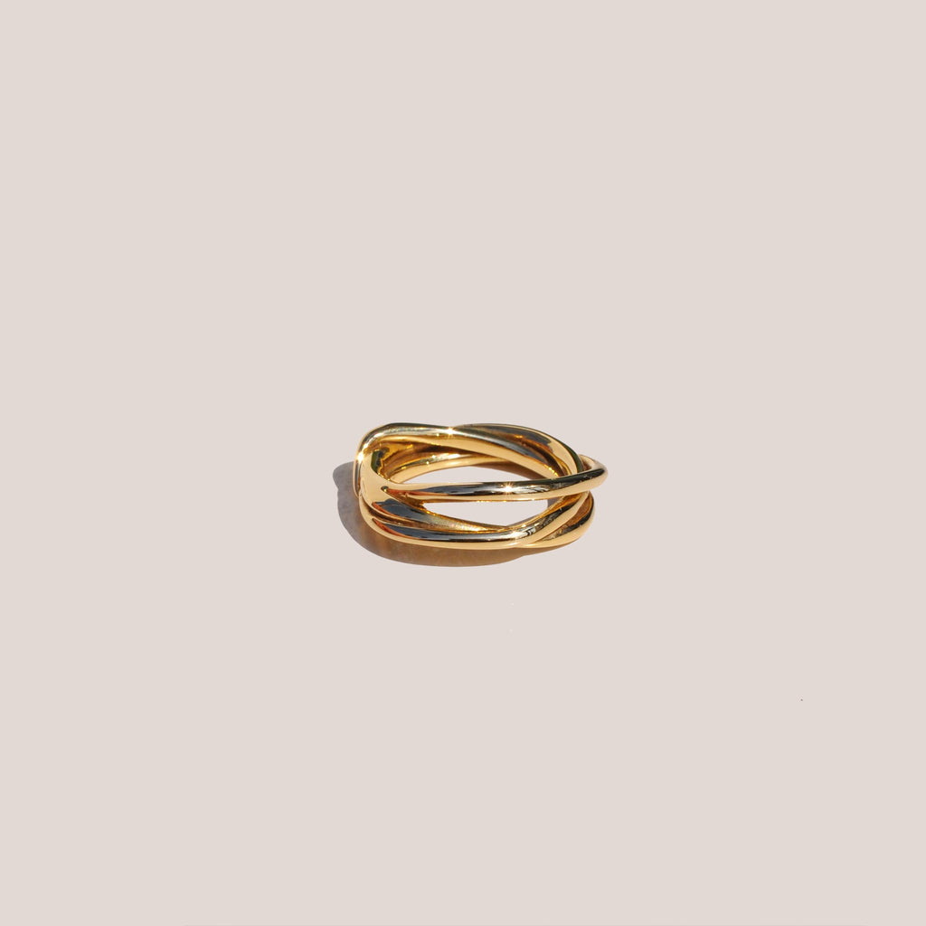 Faris - Tangle Ring, available at LCD.