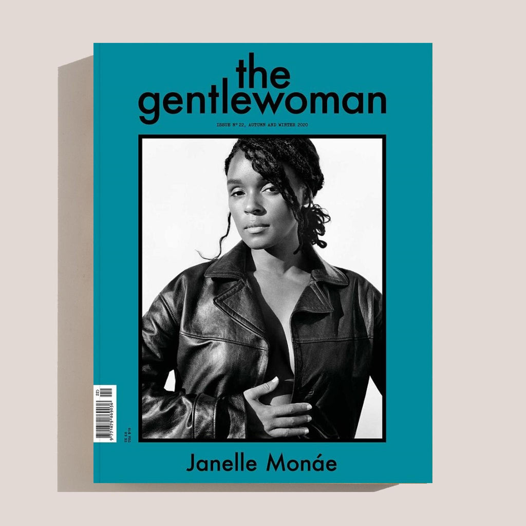The Gentlewoman Issue No. 22 with Janelle Monae on the cover.