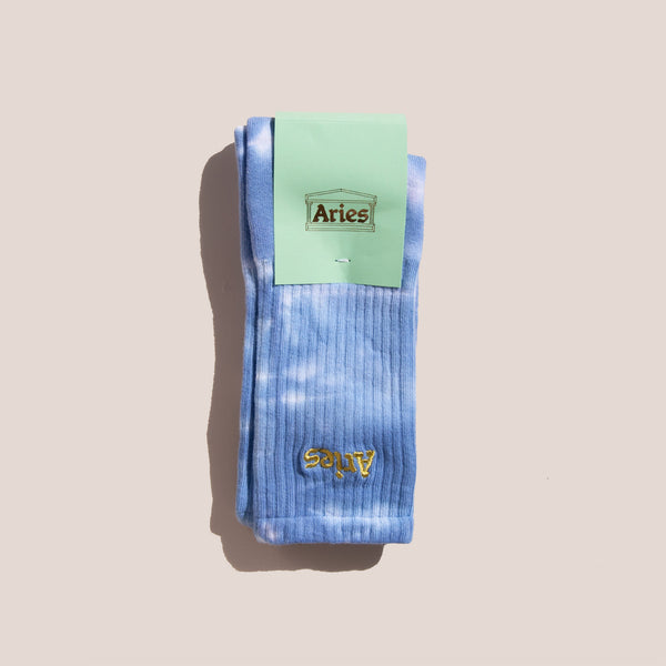 Aries - Tie Dye Socks, available at LCD.