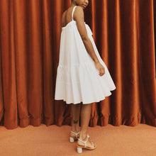 Load image into Gallery viewer, Creatures of Comfort - Tobias Dress - White, available at LCD